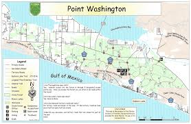 Washington State Road Map by 30a Sand Rover Rally Returns To Gulf Place 30a