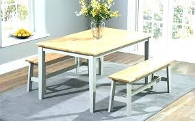 white dining table with bench dining room table bench tapizadosraga com