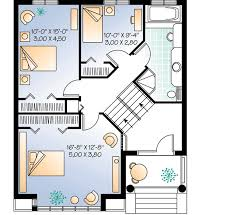 townhouse like split level 21410dr architectural designs