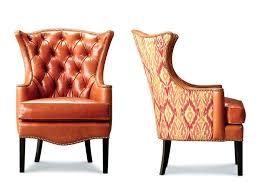 Tufted Arm Chair Design Ideas Wing Chair Designs Chair Design Ideas Tufted Leather Chair Caramel