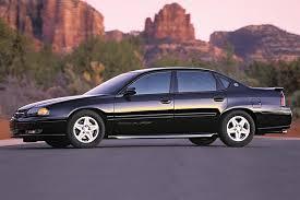2005 chevrolet impala overview cars com