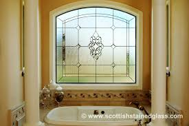 Scottish Bathroom Signs Stained Glass Bathroom Windows Scottish Stained Glass San