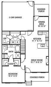Townhome Floor Plan Designs 1 Bedroom Townhouse With First Floor Master Deer Valley Townhomes