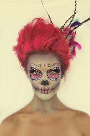 Halloween Makeup Day Of The Dead by Beautiful Tribute Of Day Of The Dead Makeup Las Muertas