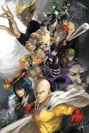 one punch man 458 best one punch man images on pinterest anime art one punch