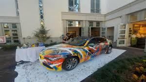 alfa romeo giulia art car adds color to your garage for 99k
