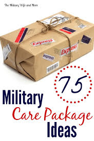 75 awesome care package ideas