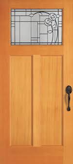 Fir Doors Interior Craftsman Collection Wood Doors Doors