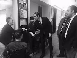 audie l murphy memorial va hospital rep beto o rourke on great meeting with veterans and