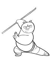 kung fu panda monkey coloring pages kung fu panda coloring pages beautiful most popular kids coloring