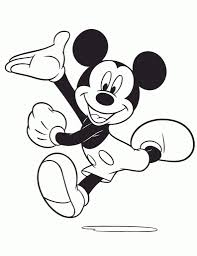 coloring pages of mickey mouse pertaining to encourage to color