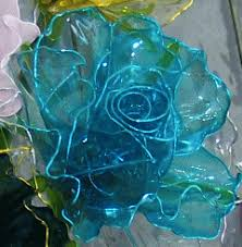 Glass Rose Crystal Roses Wedding Roses Rose Bouquets