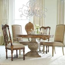 Pedestal Dining Table With Butterfly Leaf Extension Dining Table 54 Inch Round Pedestal Dining Table With Leaf 54