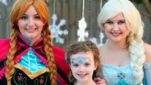frozen themed party entertainment kids party entertainment in sydney ellaslist