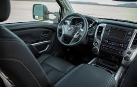 Nissan Titan 2004 Interior 2016 Nissan Titan Xd Overview The News Wheel