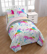 official licensed product despicable me duvet set fluffy unicorn