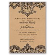 henna invitation henna gold foil wedding invitation i vintage wedding