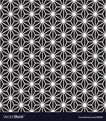 Japanese Pattern Black And White   japanese pattern black and white royalty free vector image
