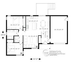bi level floor plans with attached garage split level house with attached garage rotunda info