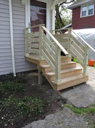 Front Porch Banisters Diy Front Porch Railings Merrypad
