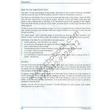 ca module f paper f17 management accounting study text pbp ibp