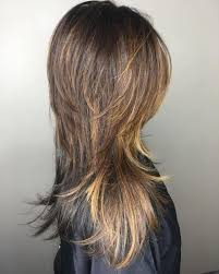 short hair with shag back view 50 lovely long shag haircuts for effortless stylish looks