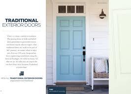 Traditional Exterior Doors Door Literature Catalogs