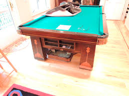 how to level a pool table pool billiards and antique game table restoration rose valley