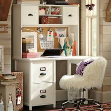 Olivia White Youth Bedroom Vanities Furniture Beautiful Girls Desk With Mirror Light Blue Wood