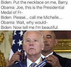 Bromance Memes - the most iconic joe biden and barack obama bromance memes of all