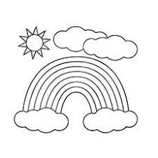 rainbow pot of gold coloring pages 315 best color pages images on pinterest coloring pages