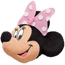 minnie mouse cake wilton