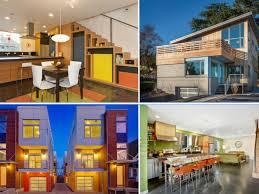 Eco Friendly Interior Design 10 Eco Friendly Seattle Homes To Go Green Over