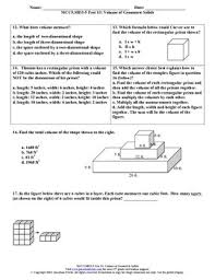 5th grade common core math standards volume test by jonathan feicht