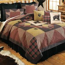 Forest Designs Bedroom Furniture Exclusive Bear Comforters At Black Forest Decor