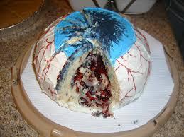 cakefullness halloween eyeball cake