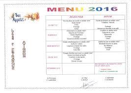 cuisine az menu de la semaine cuisine az menu de la semaine simple le journal des femmes with