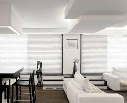 indoor paris apartment interior design with sofa white and