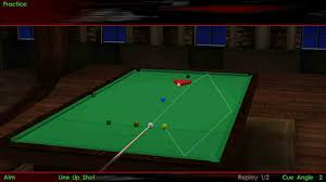 Snooker Cushions Snooker Pool And Similar Games Some More Snooker Break Offs