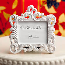 picture frame wedding favors place card holder picture frame favors