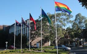 Why Should The Australian Flag Be Changed 2016 Lgbti University Guide Reveals Disparity Between Aussie