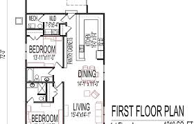 one bedroom one bath house plans modern house plans one story two bedroom plan 2 small inside guest