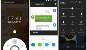 paranoid android rom paranoid android is back with an android 7 1 2 rom liliputing