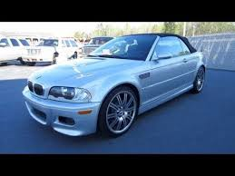 bmw m3 decapotable 2005 bmw m3 convertible start up exhaust and in depth tour