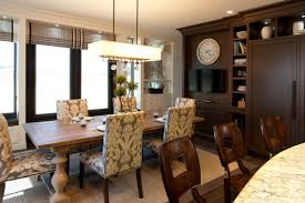 hamptons inspired luxury dining room 2 before and after san