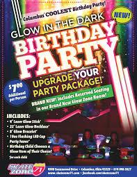 glow in the dark birthday invitations alanarasbach com