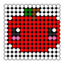 52 best kawaii perler beads images on pinterest bead patterns