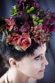 flower headpiece decoration bollea floral design gallery