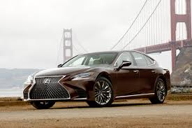 lexus build your own canada 2018 lexus ls first drive not my father u0027s ls motor trend canada