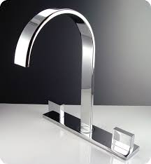 Chrome Bathroom Faucet Fresca Sesia Fft3801ch Widespread Mount Vanity Bathroom Faucet